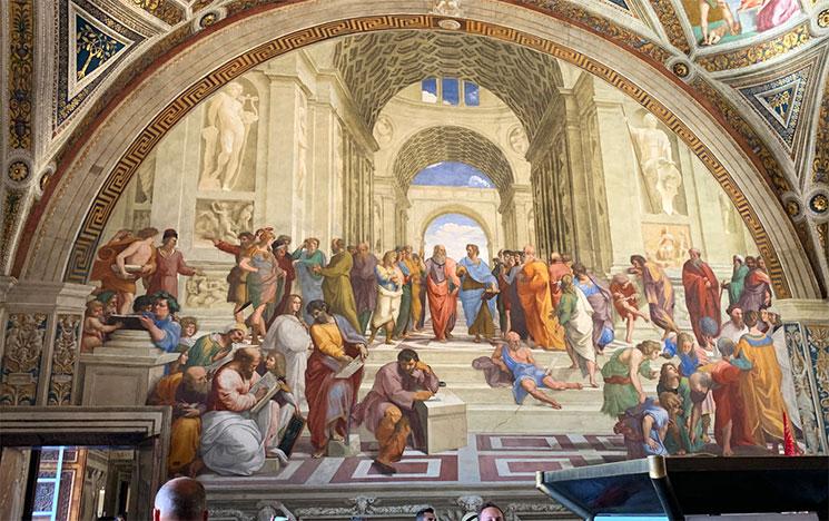 アテナの学堂