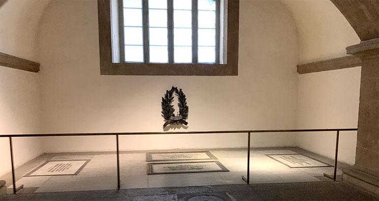 メディチ家礼拝堂 墓標