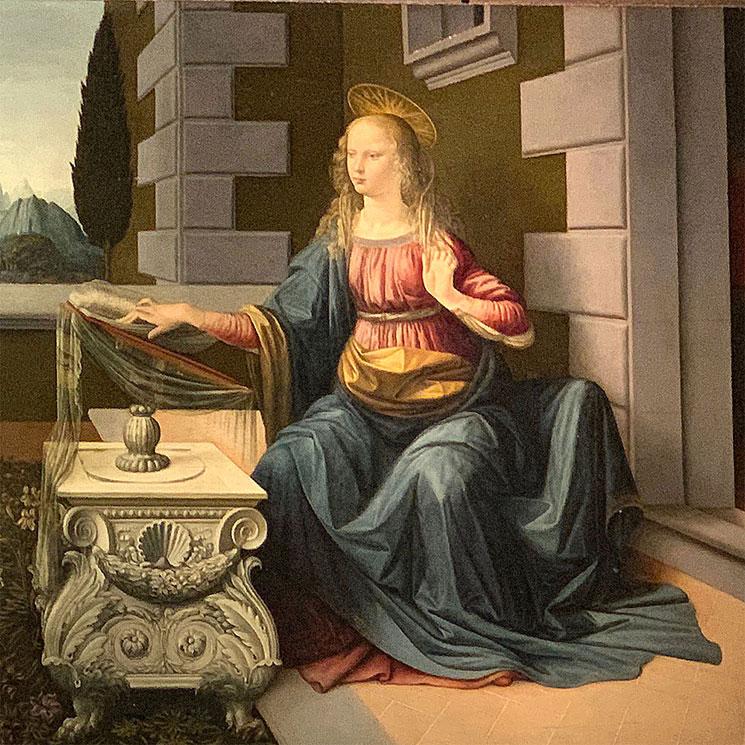 受胎告知 聖母マリア