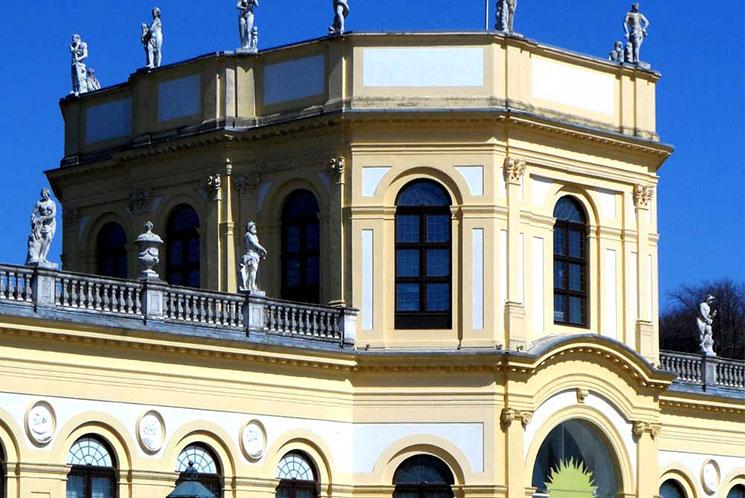 オランジュリ美術館の建物