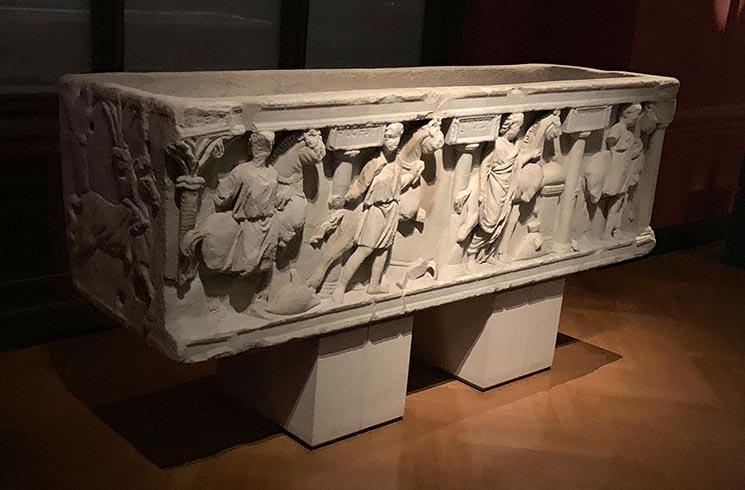 アマゾネスの石棺