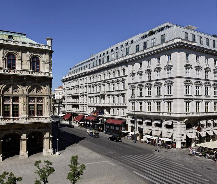 ホテル ザッハー ウィーン(Hotel Sacher Wien)