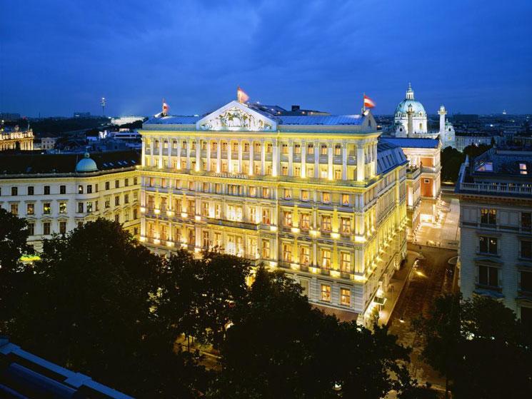 ホテル インペリアル - ア ラグジュアリー コレクション ホテル(Hotel Imperial - A Luxury Collection Hotel)