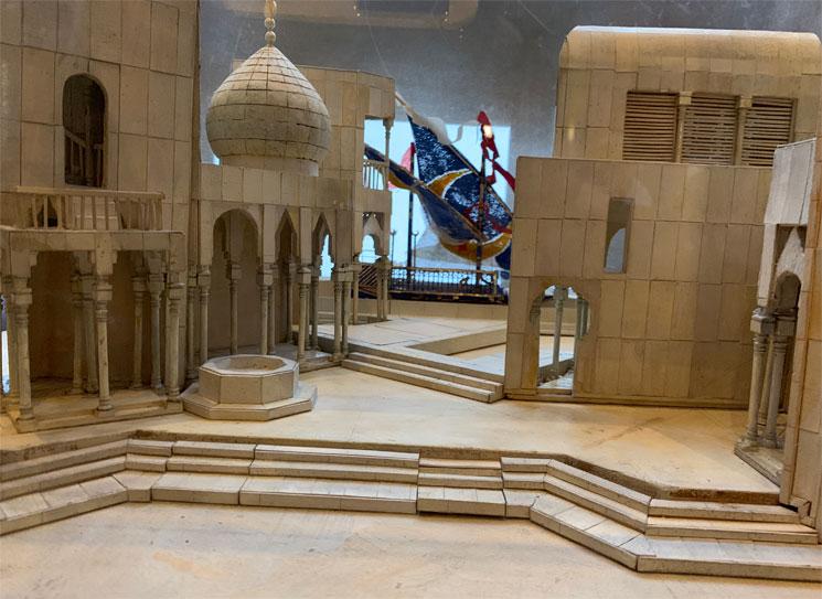 オペラ座博物館 模型