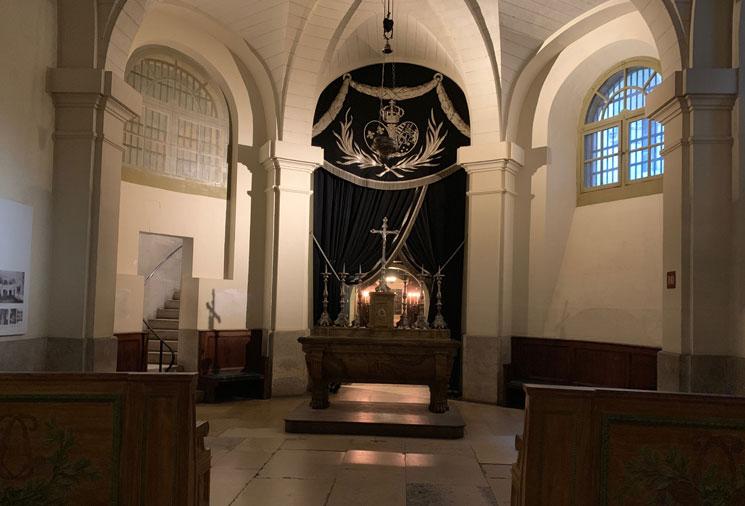 囚人の礼拝堂