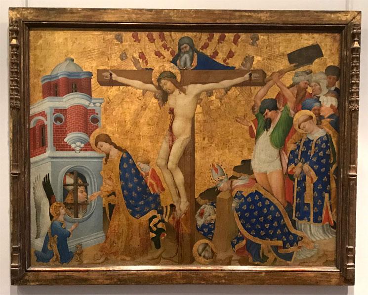 聖ドニの祭壇画