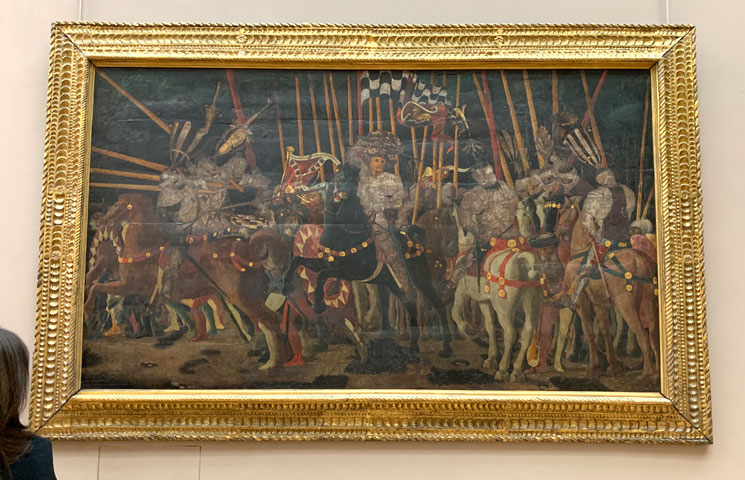 サン・ロマーノの戦い