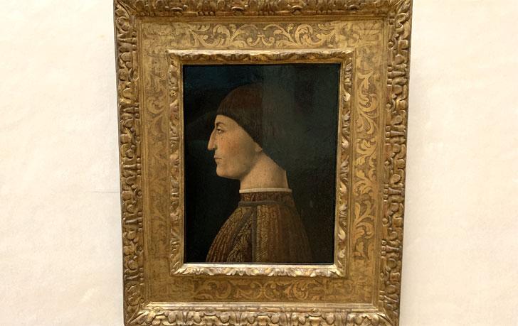 シジスモンド・マラテスタの肖像