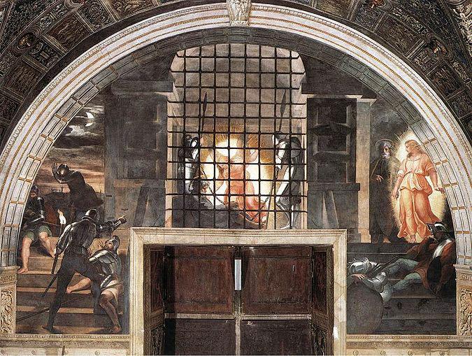 聖ペトロの解放