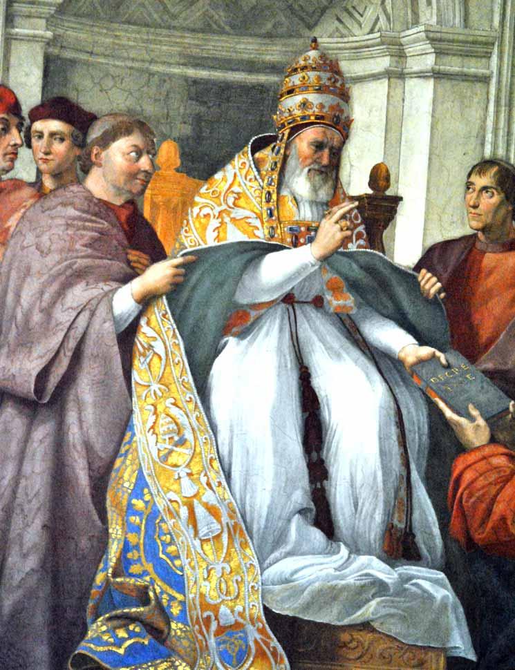教令集の公布 - ギョーム・ド・マルシア