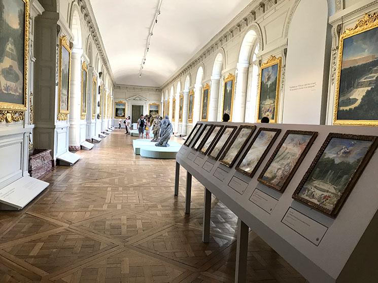 コテルの回廊(The Cotelle Gallery )