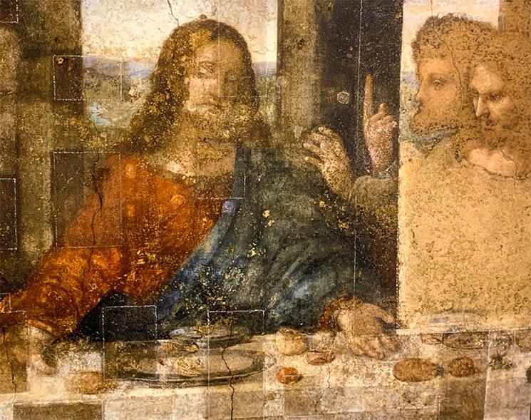 最後の晩餐 イエス・キリスト
