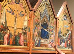 ステファネスキの祭壇画