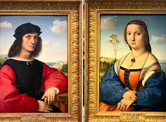 ドーニー夫妻の肖像