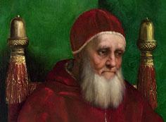 ユリウス2世の肖像