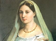 婦人の肖像画(ラ・ヴェラータ)