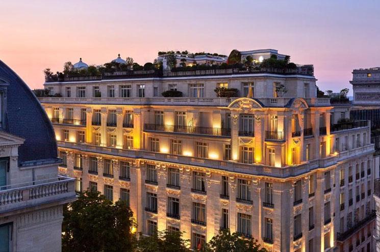 オテル ラファエル(Hôtel Raphael)